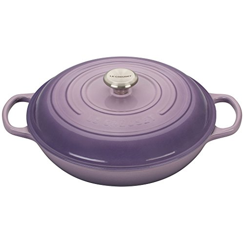 Le Creuset of America LS2532-32BPSS Kitchenware, 5 Qt, Provence