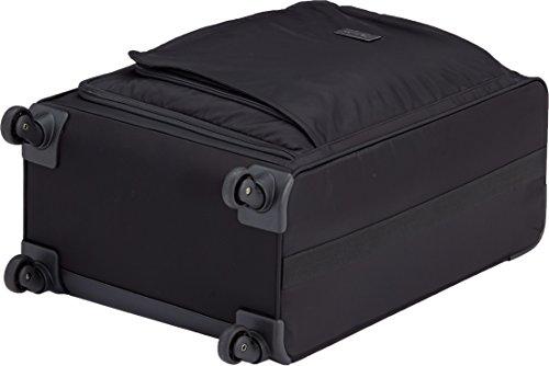 Calvin Klein  Laptop Rollkoffer, 69 cm, 73 L, Schwarz