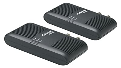 Actiontec Ethernet to Coax Adapter for Homes with Cable TV Service by Actiontec