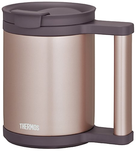 Thermos Vacuum Insulation Mug 0 28L Cacao Jcp 280C Cac  Japan Import