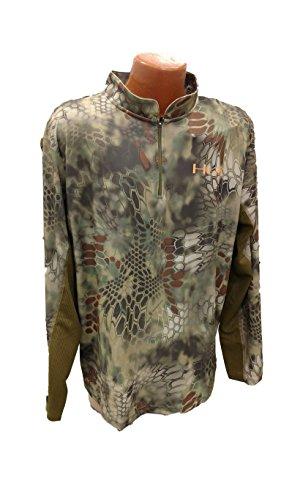 Brown 1/4 Zip Sweater - 5