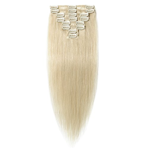 Extensions Straight Pretty Platinum Blonde product image