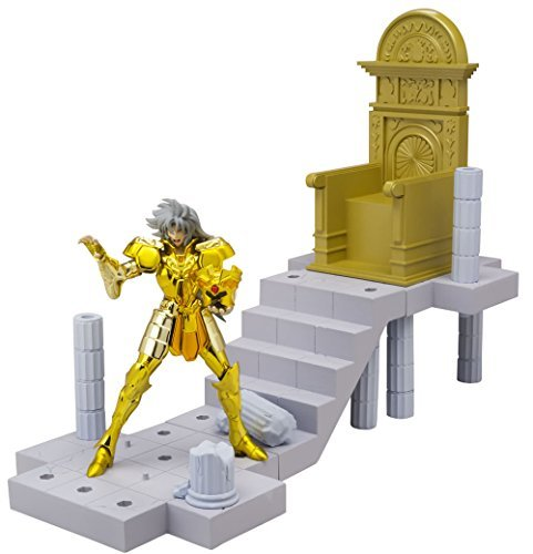D.D.PANORAMATION Saint Seiya Gemini Saga - between the Pope - (with initial award) about 100mm ABS & PVC painted action figure