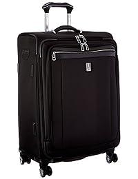 Travelpro Platinum Magna 2 25 Inch Express Spinner Suiter, Black, One Size