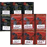 China Tea Loose Leaf Sampler Gift Pack - 6 Tins (Random Selection)