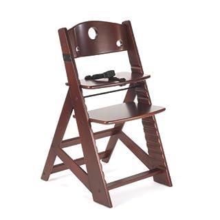 Keekaroo Height Right Kid's Chair, Espresso