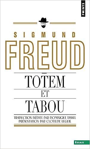 Book Totem et tabou