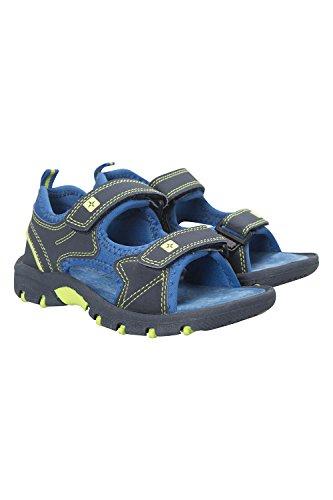 Mountain Warehouse Sandalias Junior Pebble Azul marino