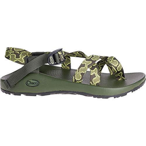 Chaco Men's Z2 Classic Sandal, Mosey Hunter - 10 M US - Open Classic Sandals Toe