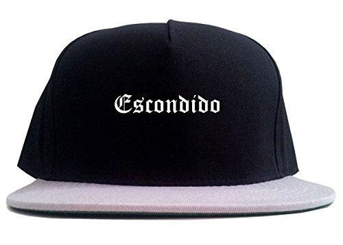 kings-of-ny-escondido-city-california-2-tone-snapback-hat-grey