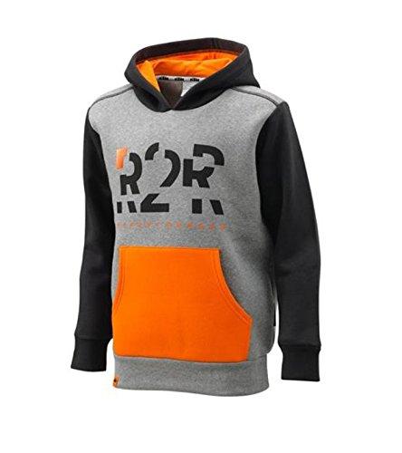 Nueva KTM Kids r2r sudadera con capucha - tamaño mediano: Amazon.es: Coche y moto