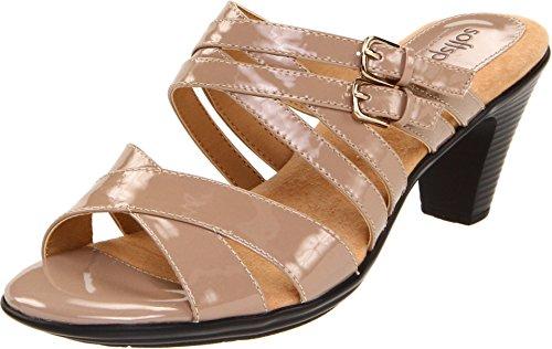 (softspots Women's Nadine Slide Sandals)