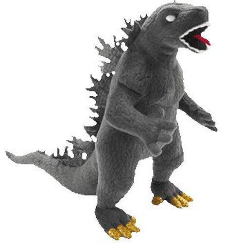 (TY Classic Plush - GODZILLA ( White Eyes - Japan Exclusive ) by Godzilla - Plush)