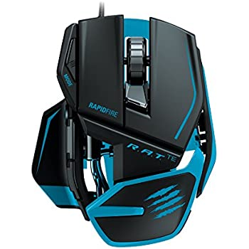 Mad Catz R.A.T.TE Tournament Edition Gaming Mouse for PC and Mac