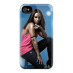 Perfect Cell-phone Hard Cover For Iphone 6plus With Allow Personal Design HD Alicia Keys Image CharlesPoirier