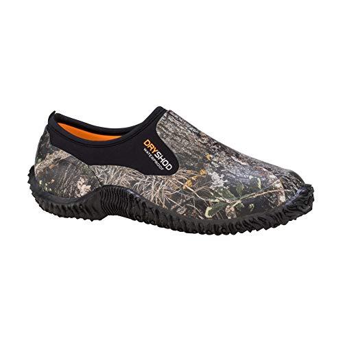 (Dryshod Legend Camp Shoe in Camo/Black (Mens 10))