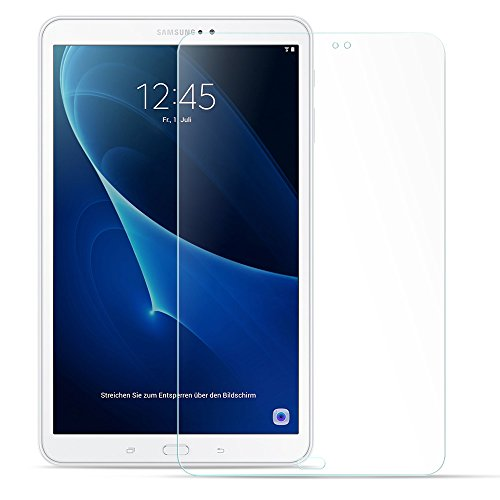 ESR Screen Protector for Samsung Galaxy Tab A 10.1, [SM-T585(T580/T580N)], [2 Pack] 0.33mm [9H Tempered Glass][Bubble-Free] Anti-Scratch Anti-Fingerprint/Oil/Smudge for Samsung Galaxy Tab A 10.1