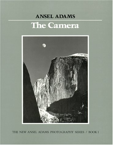 The Camera (New Ansel Adams Photography Series, Book - In Shopping Creek Walnut