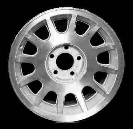 UPC 723650227244, ALLOY WHEEL ford CROWN VICTORIA 98-02 16 inch