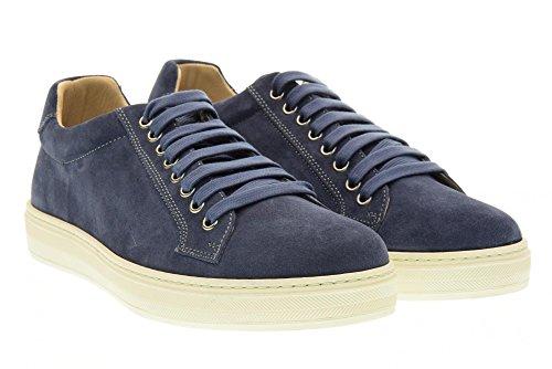 FRAU shoes men low sneakers 28C9 JEANS Jeans ydi7vAI