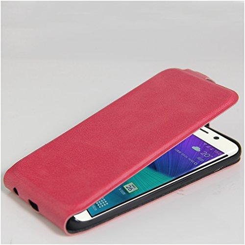 Funda Samsung Galaxy S6 Edge,Manyip Caja del teléfono del cuero,Protector de Pantalla de Slim Case Estilo Billetera con Ranuras para Tarjetas, Soporte Plegable, Cierre Magnético D