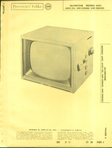 silvertone-tv-6102-6103-photofact-folder-1957