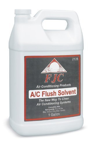 FJC 2128 A/C Flush Solvent - 1 Gallon by FJC