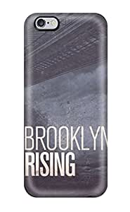 High Quality DanRobertse Brooklyn Nets Nba Basketball (14) Skin Case Cover Specially Designed For Iphone - 6 Plus
