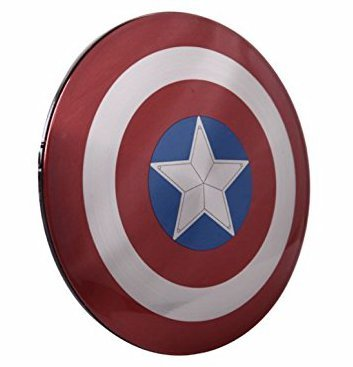 Marvel Avengers Captain America Shield 6800mAh External Batt