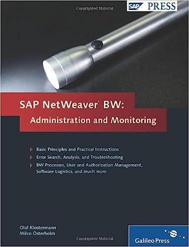 SAP NetWeaver Business Warehouse