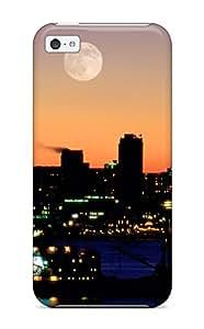 Rebeca Sameeha Silva's Shop Hot 8659447K41416705 Halifax Nova Scotia Canada Awesome High Quality Iphone 5c Case Skin
