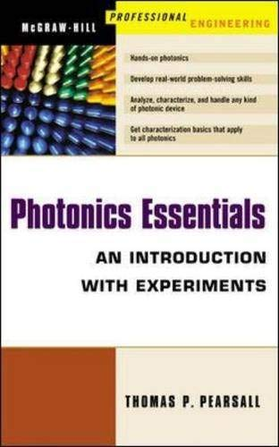 Photonics Essentials : An Introduction with Experiments