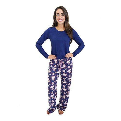 CHEROKEE Women's 2 Piece Pajama Set