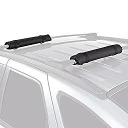2-Pack Apex Cargo Roof Rack Pads 18\