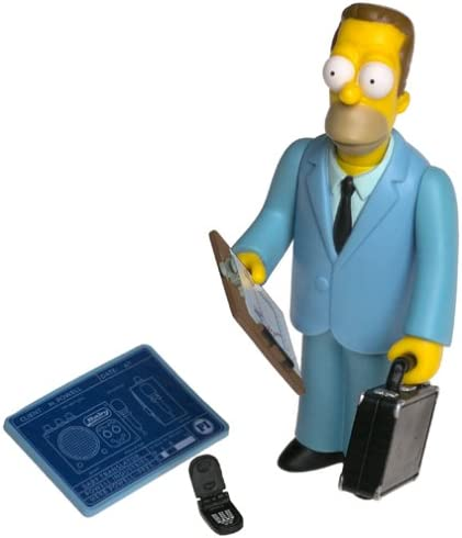 The Simpsons Herb Powell