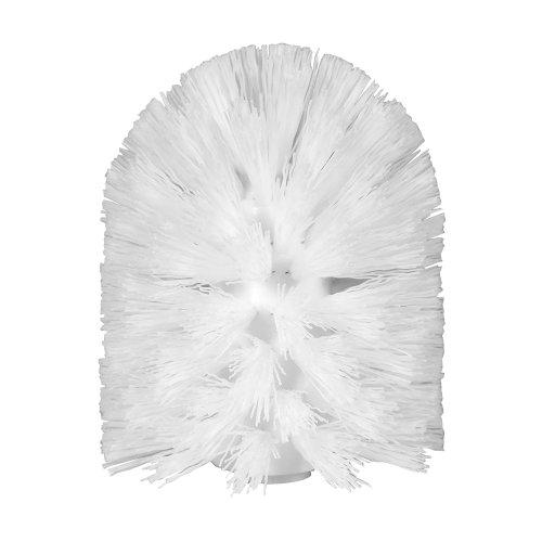UPC 081492021360, InterDesign Bowl Brush Replacement Head, White