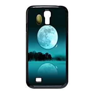 Best Quality [LILYALEX PHONE CASE] Bright Moon in The Sky For SamSung Galaxy S4 Case CASE-14
