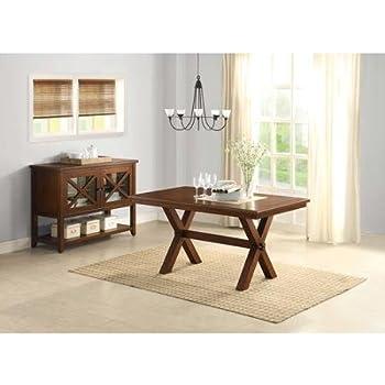 Amazon.com - Ashley Furniture Signature Design - Whitesburg Dining ...