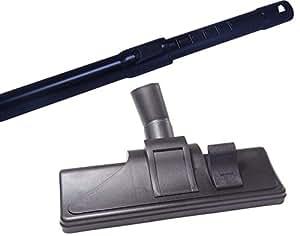 35mm Tubos telescópico para aspiradoras Miele (Incluye 5Ambientadores Alu Saugrohr + Kombidüse Miele S 511