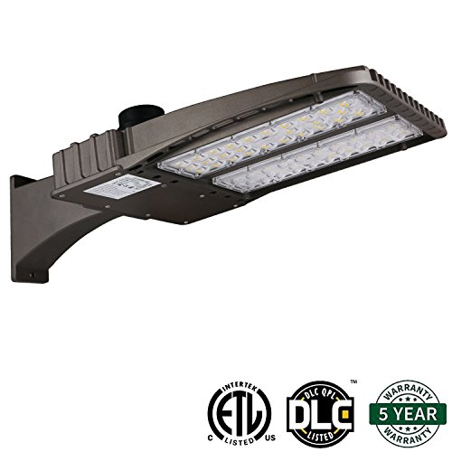 Hykolity Shoebox Parking Lighting Waterproof