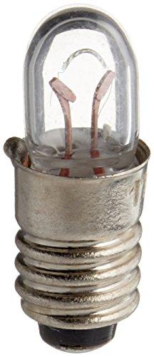 Eiko 1768 6V .2A T1-3/4 Midget Screw Base Halogen Bulbs ()