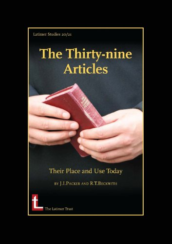 the 39 articles of religion - 3