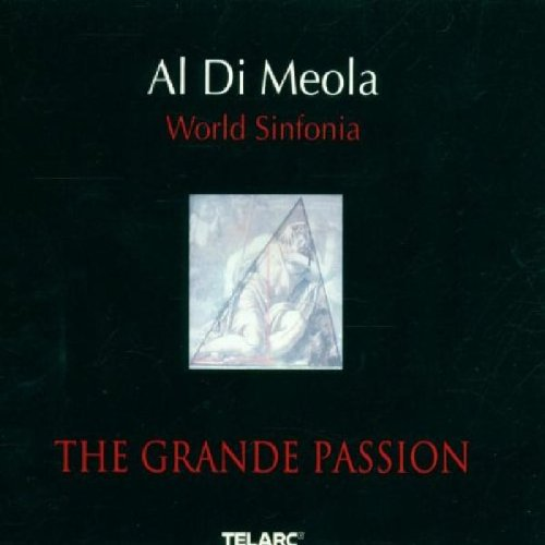 CD : Al di Meola - The Grande Passion (CD)