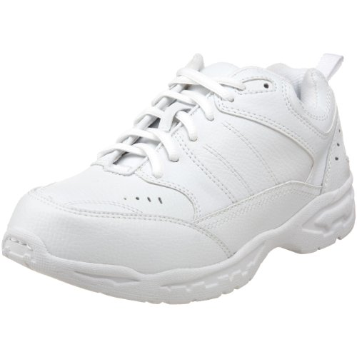 School Issue 3200 Lace Up Athletic Shoe (Toddler/Little Kid/Big Kid),White,3 M US Little Kid by School Issue