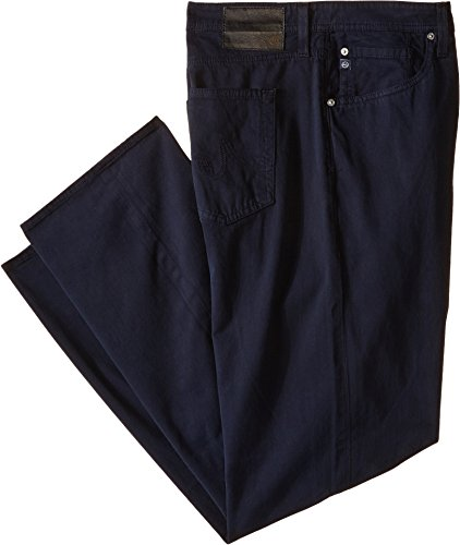 AG Adriano Goldschmied Men's The Graduate Tailored 'SUD' Pant, New Navy, - Jeans Leg Straight Jeans Ag