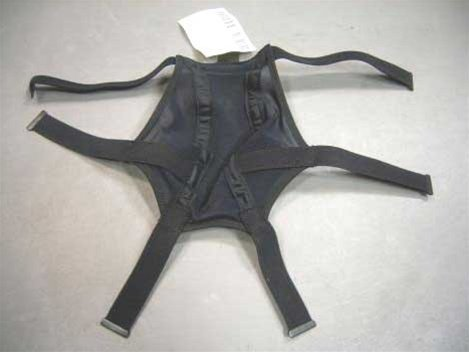 US Military Advanced Gas Mask Skullcap Head Harness for sale  Delivered anywhere in USA