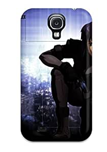 Audrill Case Cover For Galaxy S4 - Retailer Packaging Ghost In The Shell Protective Case