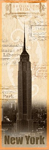 new-york-empire-state-building-12x36-art-print-poster