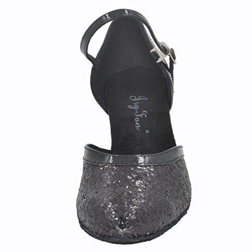 Damen Schuhe Dance Schwarz Foo Pumps Jig 5pPqFxwx