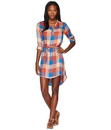 Mountain Khakis Women's Josie Dress, Redwood Plaid, Large